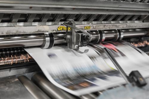 チラシ印刷について