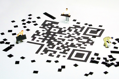 チラシやパンフレットに最適なQRコードサイズ